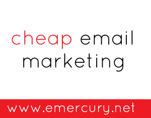 cheap email marketing