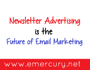 email advertising is the future of email marketing