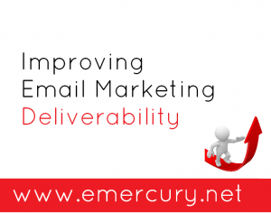Improving email marketing deliverability