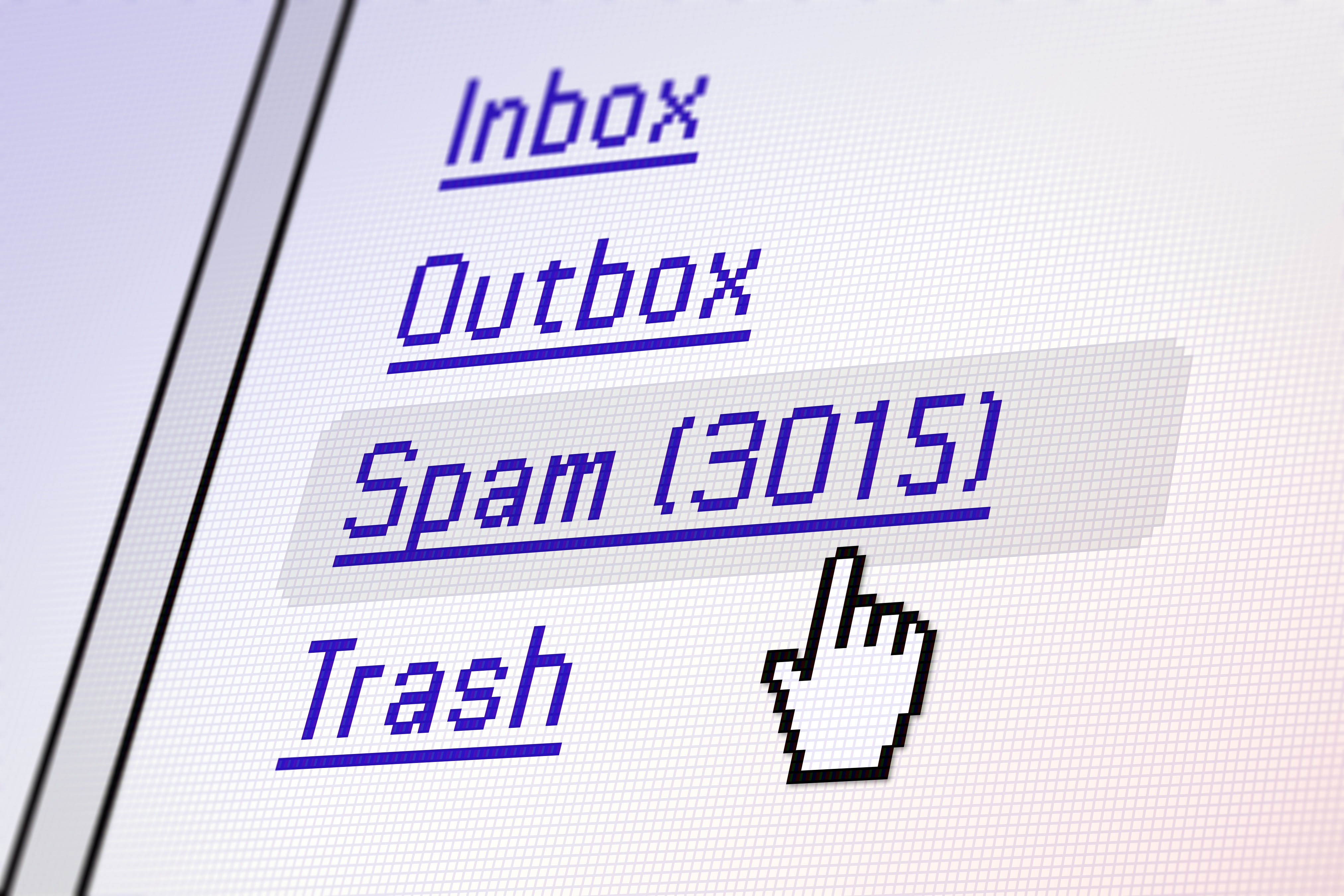 If you encounter a spam trap, the emails you send can be easily filtered as spam.