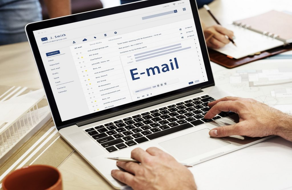 ISPs use complex algorithms and filters to decide if your emails are spam or not.