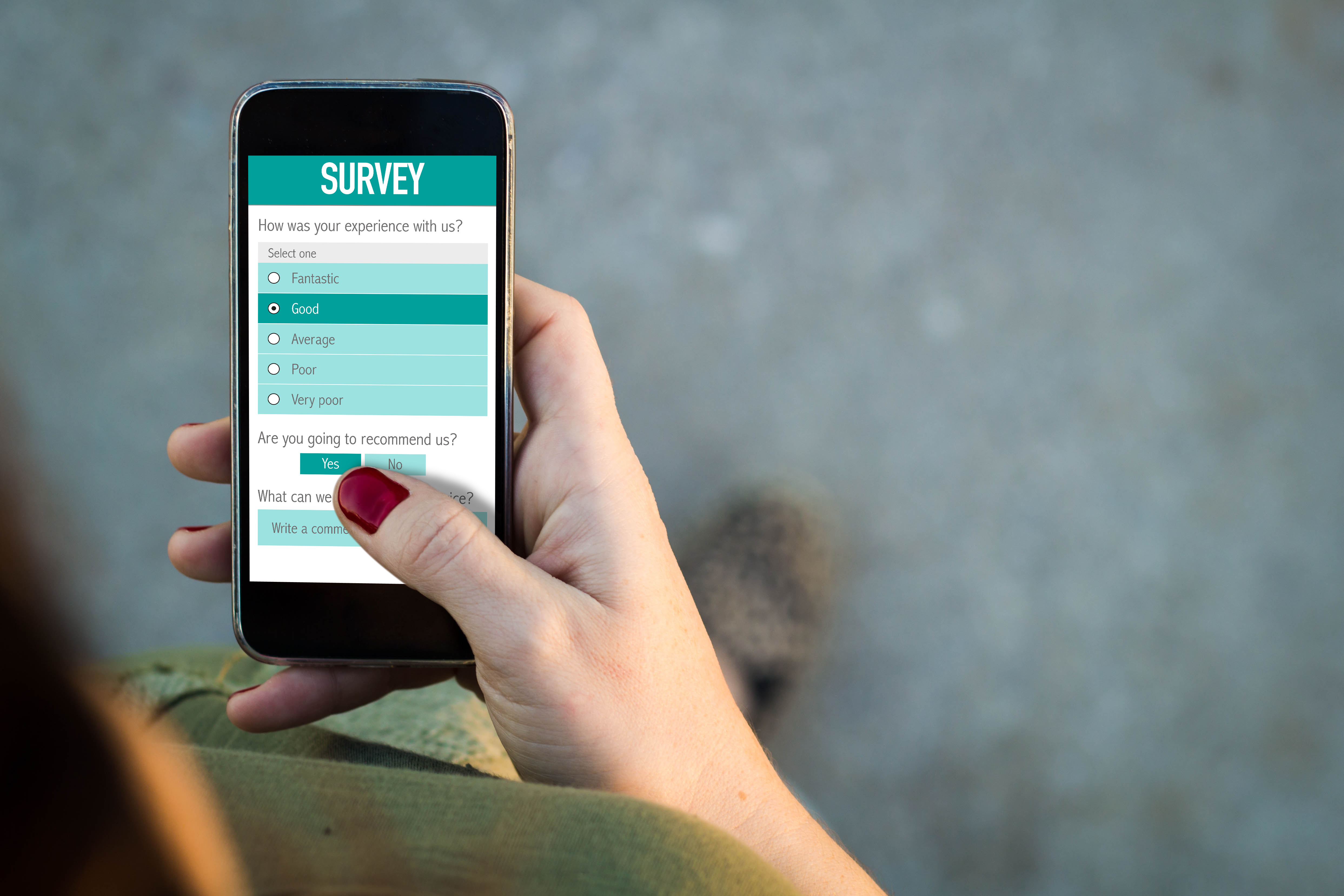 Surveys & Inquiries