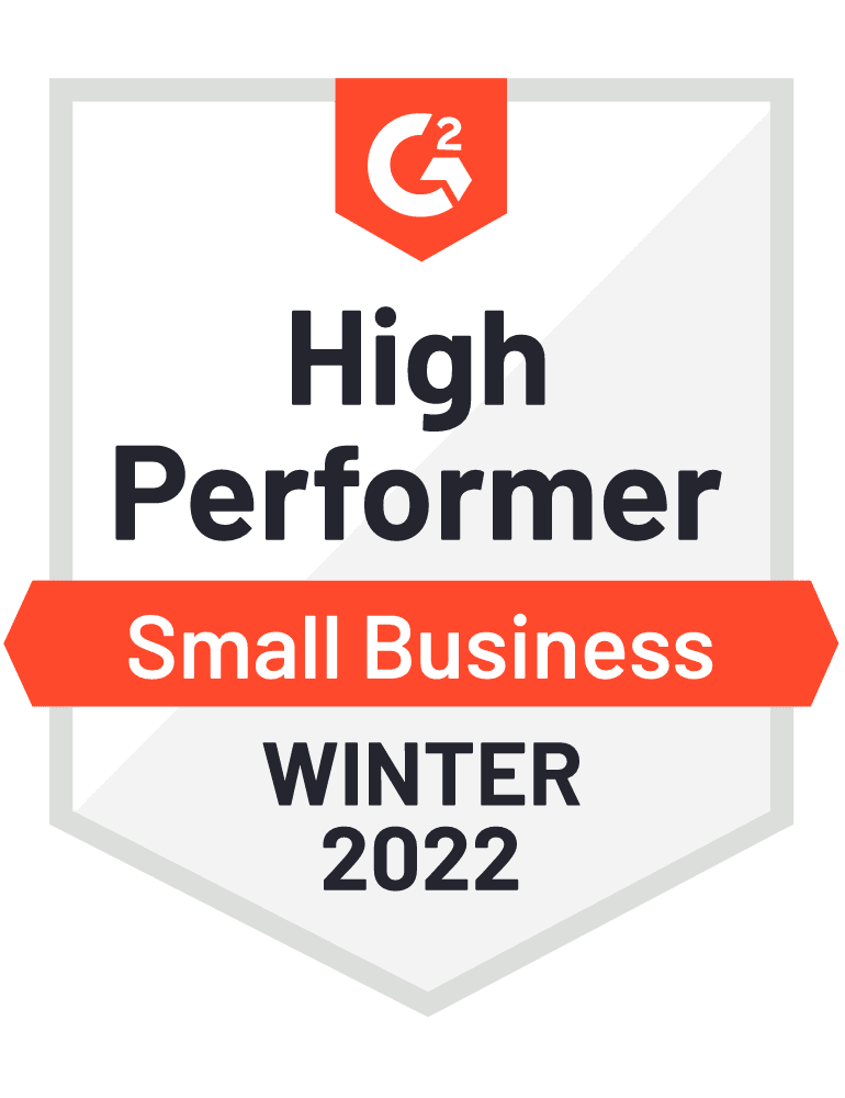 Emercury is a leader in Small-Business Email Marketing on G2